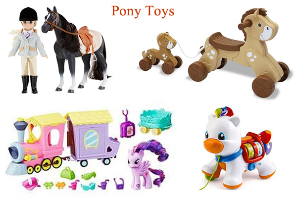 Hobby Horses Unicorns Ponies and My Little Pony Toys Games Ride Ons