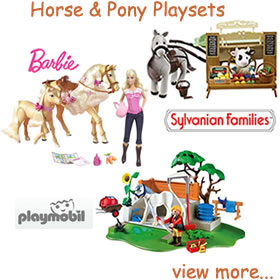 Pony & Horse Playsets