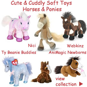 Soft Pony Toys