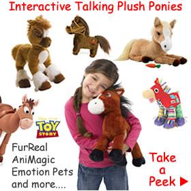 Interactive Pony Toys